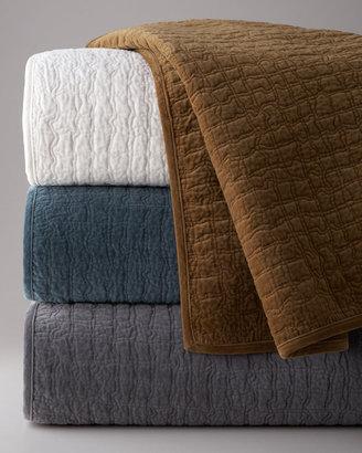 Dransfield and Ross House Network Velvet Bedding & Digital-Print Pillows