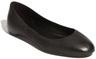 Ecco 'Mary' Ballerina Flat Black 9-9.5US / 40EU