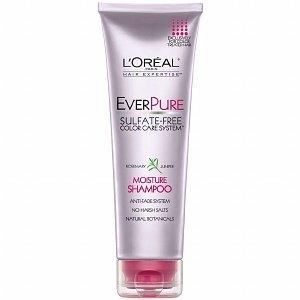 L'Oreal Hair Expertise EverPure Moisture Shampoo, Rosemary Juniper