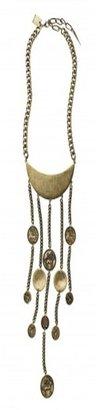 Jenny Bird Lunadance Necklace $150 thestylecure.com