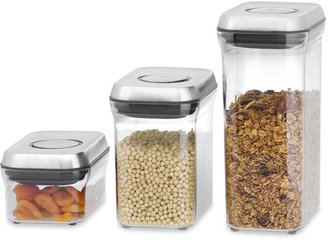 OXO Steel Pop Containers
