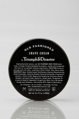 Urban Outfitters Triumph & Disaster Old Fashioned Shave Cream