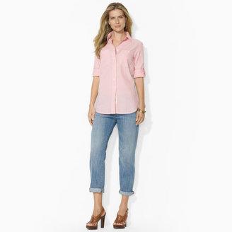 Lauren Ralph Lauren Ralph Cotton Chambray Shirt