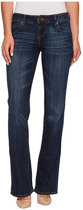KUT from the Kloth Natalie High Rise Bootcut in Exceptional (Exceptional) Women's Jeans