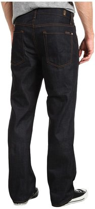 7 For All Mankind Austyn Relaxed Straight Leg in Pacificka (Pacificka) - Apparel