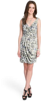 Catherine Malandrino Gitan Floral Print Dress