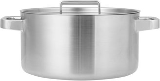 John Lewis & Partners 5-Ply Thermacore Stockpot, Dia.24cm