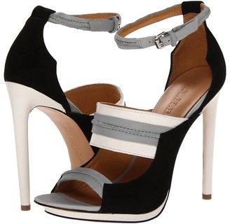 L.A.M.B. Jane (Black/Grey) - Footwear