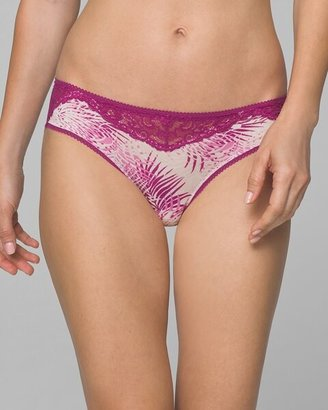 Soma Intimates Lace Hipster