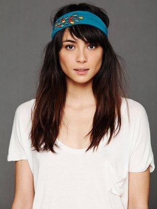 Free People Embroidered Headband