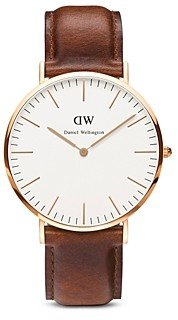 Daniel Wellington Classic St. Mawes Watch, 40mm