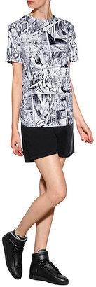 McQ by Alexander McQueen Cotton Boyfriend T-Shirt