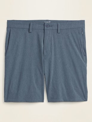 Old Navy Slim Go-Dry Shade StretchTech Shorts for Men -- 8-inch inseam