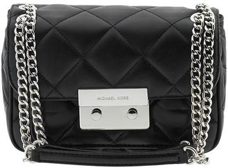 MICHAEL Michael Kors Sloan Small Quilted Shoulder Flap