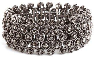 BaubleBar Smoky Crystal Bracelet