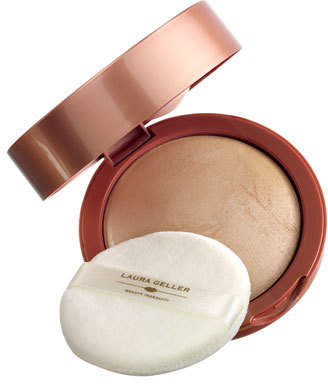 Laura Geller Beauty 'Baked Body Frosting - Honey Glow' All Over Face & Body Glow - Honey Glow $45 thestylecure.com