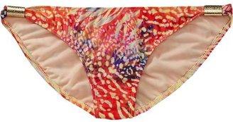 Old Navy Women's Printed Triangle-Halter Tab Bikinis