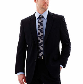 Adolfo Aldolfo Charcoal Suit Jacket