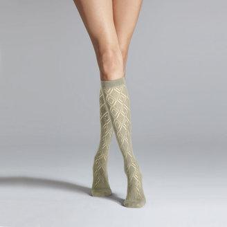 Jones New York Diamond Knee Sock