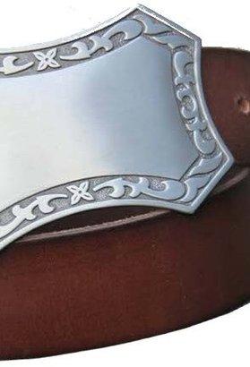 Wyatt Staghound Belts Belt in Vintage Brown