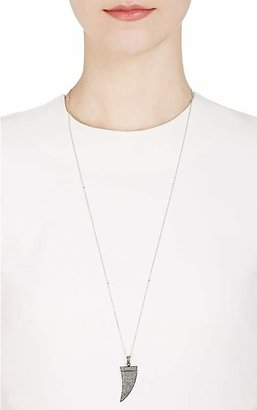 Feathered Soul Women's Claw Pendant Necklace