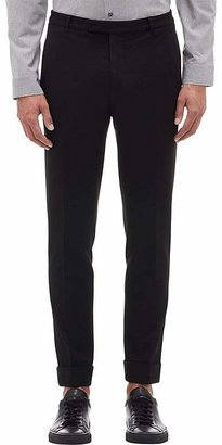 ATM Anthony Thomas Melillo Men's Ponte Cuffed Crop Trousers