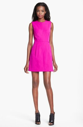 Milly 'Coco' Sleeveless Stretch Sheath Dress