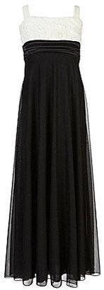 Ruby Rox 7-16 & Plus Chiffon Maxi Dress