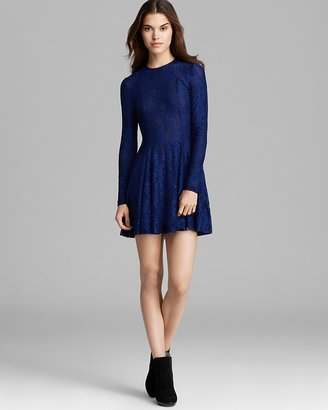 Torn By Ronny Kobo Dress - Isabel Lace