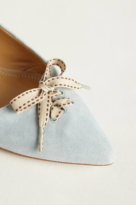 Anthropologie Pilcro Frenchie Flats