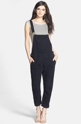 Hudson Jeans 'London' Overall (Night Train)