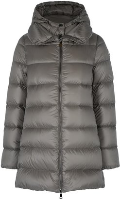 Moncler Ange Grey Quilted Jacket
