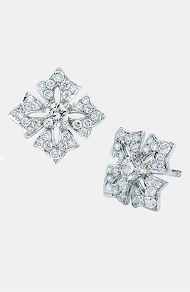 Kwiat Maltese Cross Stud Earrings