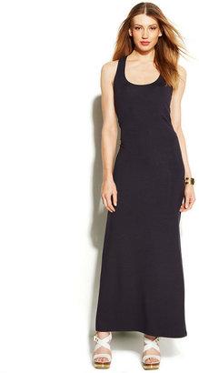 MICHAEL Michael Kors Sleeveless Open-Back Maxi Dress