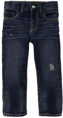 Gap Straight fit jeans (green fill)