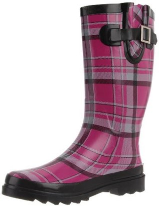 Western Chief Women's Plaidly Rain Boot
