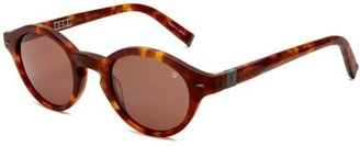 John Varvatos Men's V756 Retro Sunglasses