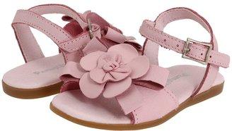 Pampili Lara 2 (Infant/Toddler) (Rose) - Footwear
