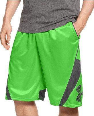 "Under Armour Shorts, EZ Mon-Knee 12"" Basketball Shorts"