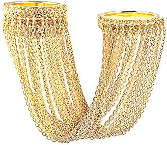 Agrigento Designs Double Cable Fringe Rings