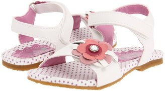 Bibi Kids BBI-07 (Infant/Toddler) (White) - Footwear