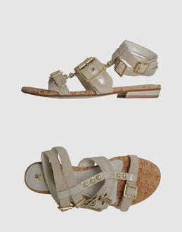 Hollywood Milano Sandals