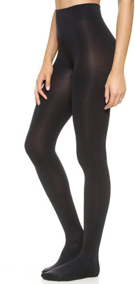 Wolford Individual 100 Tights $85 thestylecure.com