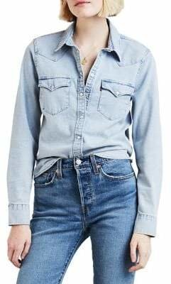 Levi's Ultimate Western Radio Starr Denim Jacket