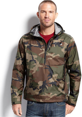 The North Face Jacket, Camo Strato-Solve Anorak