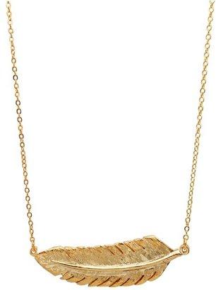 Ruby Kats Pinion Necklace