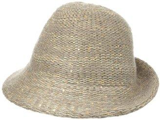 Collection XIIX Women's Femmy Sparkle Cloche Hat