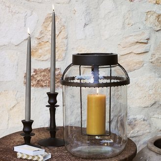 Williams-Sonoma Williams Sonoma Colored Wax Pillar Candles Collection