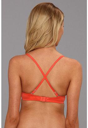 Calvin Klein Underwear Naked Glamour Convertible Lace Plunge Bra F3326
