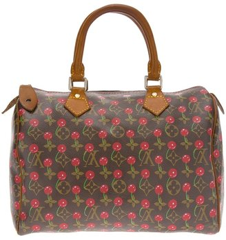 Louis Vuitton Vintage Cherry holdall